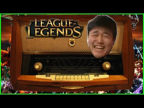 LoL Radio Stream From 100 Years Ago Ft. Pobelter - Best of LoL Streams #217