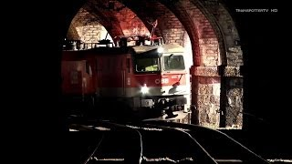 Die Semmeringbahn und ihre Tunnel Teil 3/5: Streckenabschnitt zwischen Klamm und Breitenstein