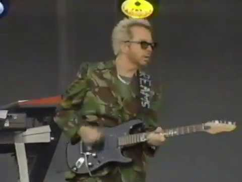 Eurythmics Party In the Park 1999