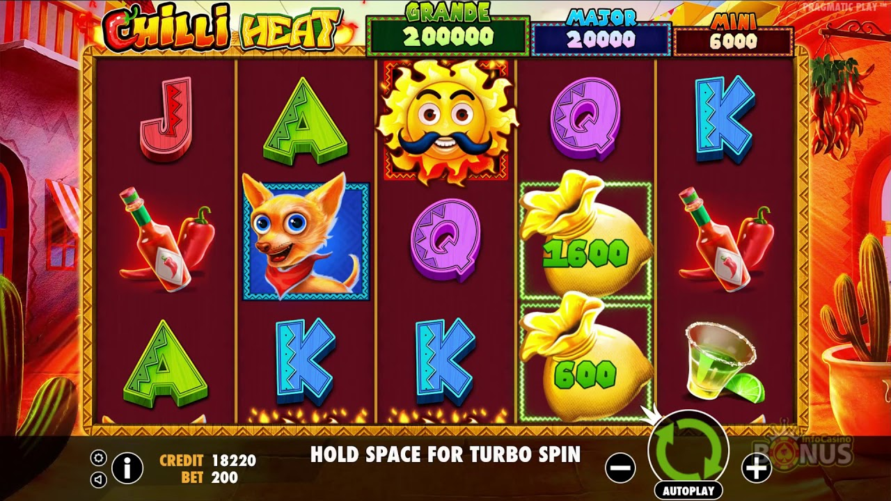 Image result for game slot chili