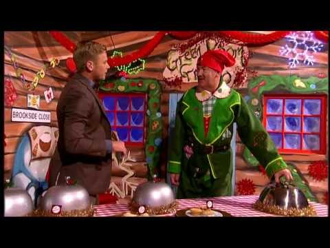 Brookside stars Dean Sullivan and Sue Jenkins reunite on This Morning - 20th Dec 2012