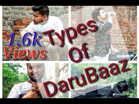 Types of 4 DaruBaaz||Gaurav Singhal