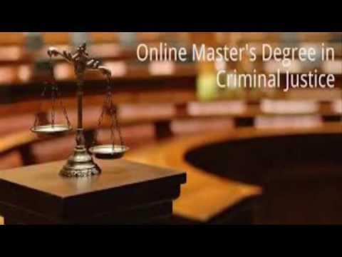 Online Criminal Lawyer Degree