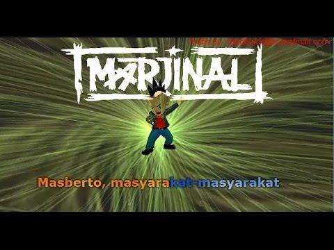 MARJINAL -  MASBERTO