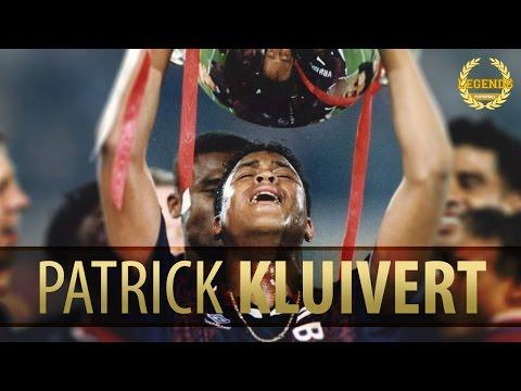 Patrick Kluivert  â—� The Dutch Legend