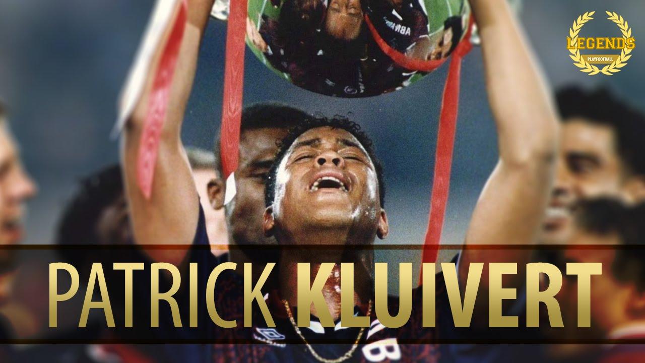 Download Patrick Kluivert  ● The Dutch Legend