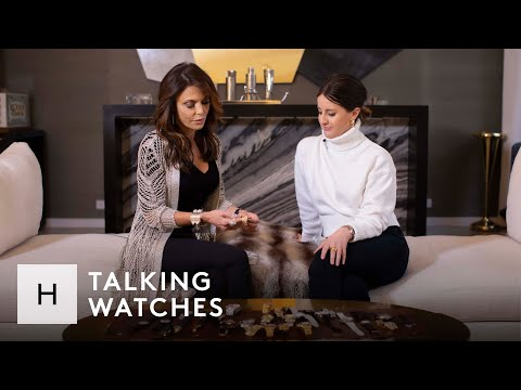 Talking Watches With Bethenny Frankel