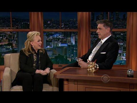 Late Late Show with Craig Ferguson 2/18/2013 Jacki Weaver, Jim Gaffigan, Nicola Benedetti