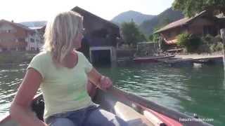 Ruderboottour / Rowboat Trip Walchensee by Reisefernsehen.com - Reisevideo / travel video