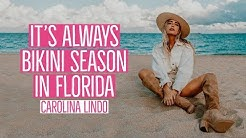 Its Always Bikini Season In Florida | Laser Hair Removal | Carolina Lindo | Body Details