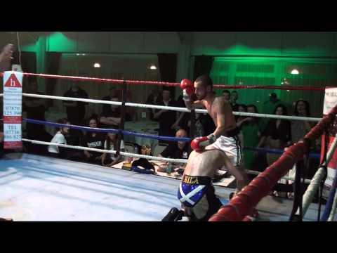 Fight Club 6 - Fighting Scots Gym Paul Brannan V Lyndon 'Beqqu' Chircop European BantamWeight Title