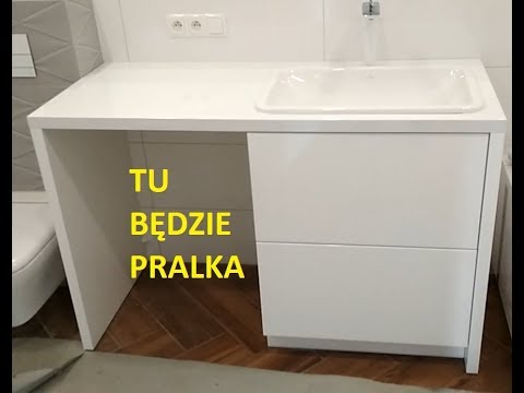 Szafki Do łazienki