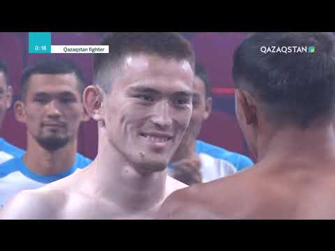 Qazaqstan fighter. 5-бағдарлама