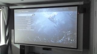 EUG X99S projector review - part 2
