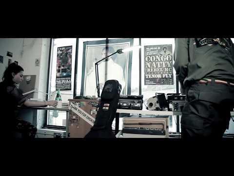 Congo Natty feat. YT & Nanci Correia - Jah Warriors (Official Video)