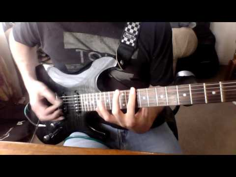 Burn it down ( Avenged Sevenfold guitar cover)