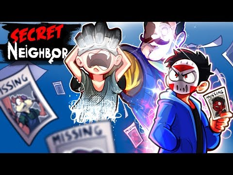 Secret Neighbor - Our Second Look! - I BETRAYED MY FRIENDS!!! 1V5!