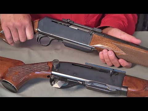 Two Great Semi-automatic Rifles