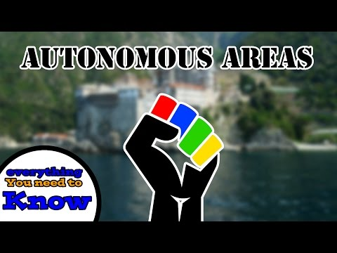Everything You Need to Know About Autonomous Areas