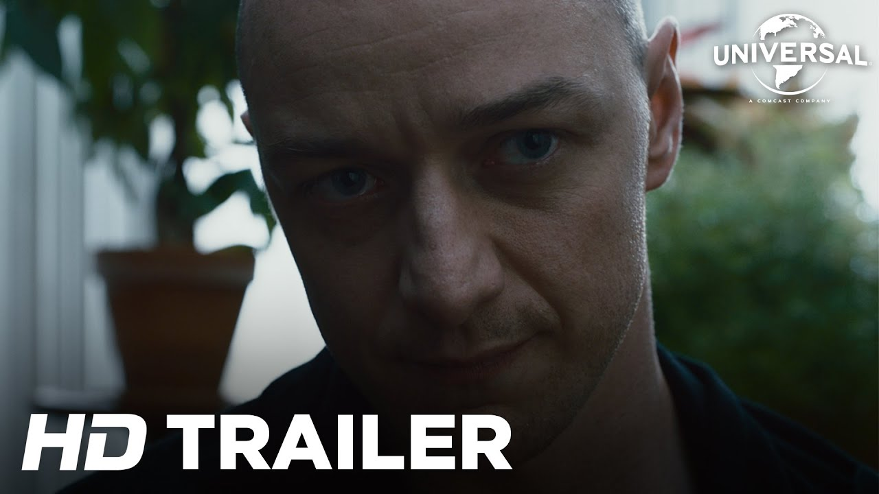 Split Officiell Trailer 1 (Universal Pictures) HD