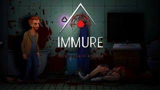 INTERDIMENSIONAL HORROR | Immure Gameplay Walkthrough