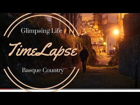 Basque Country, Glimpsing Life Through Timelapse
