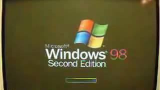 Windows 98 Second Edition XP-Alike - Microsoft Anna