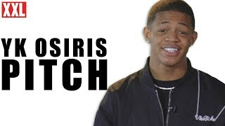YK Osiris' 2019 XXL Freshman Pitch