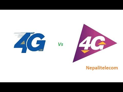 Ntc 4G Vs Ncell 4G Speed Test