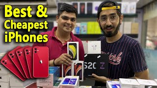 Cheapest iPhone 7, 8, X, XS, XR, XS Max, 11 | Second hand mobiles starting Rs 5000