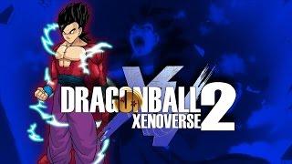 How to make SSJ4 Gohan In Dragon Ball Xenoverse 2