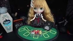 Mini Black Jack Table (unboxing)
