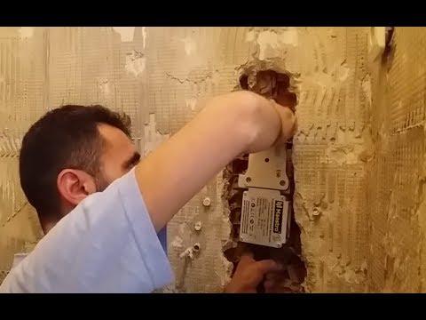 Siz hİç denediniz mi? Su tesisatı çekmek işte böyle basit.