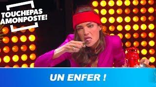 Spécial Koh-Lanta : Francesca Antoniotti déguste un insecte, elle vit un enfer !