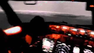Fırtına'da Uçak :