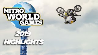 The Best of the 2019 Nitro World Games