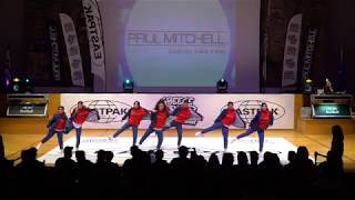 Rookies (Thessaloniki) - 2nd Place HHI Greece 2019 Adults Category