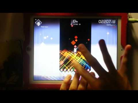 Lv99 SONG in Voez - Game Game (HARD) - 727954 Score