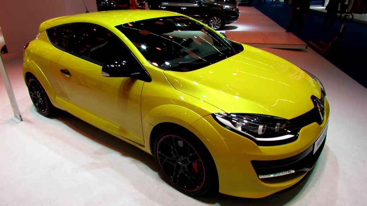 2014 renault megane rs exterior and interior walkaround 2013 frankfurt motor show youtube. Black Bedroom Furniture Sets. Home Design Ideas
