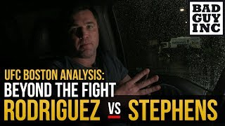 Lets give Yair Rodriguez and Jeremy Stephens the praise they deserve...
