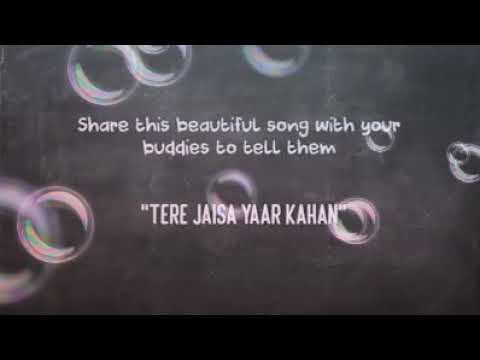 New Yaari lyrics full video song (hd 720p)