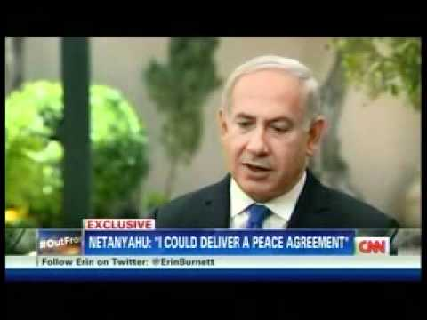 "Israel ""Netanyahu""on Palestine & Arabs !"
