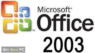 how to download Microsoft Office 2003 free  طريقة تحميل برنامج مايكروسوفت اوفيس 2003 مجانا