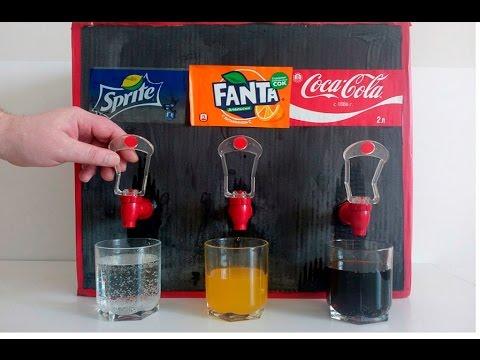 coca cola machine for home