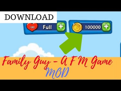 Family Guy - Another Freakin' Mobile Game MOD [Latest] | ∞ Money