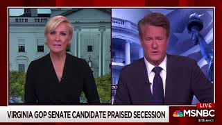 Morning Joe Rips Neo-Confederate