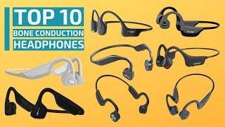 Top 10: Best Wireless Bone Conduction Headphones for 2020