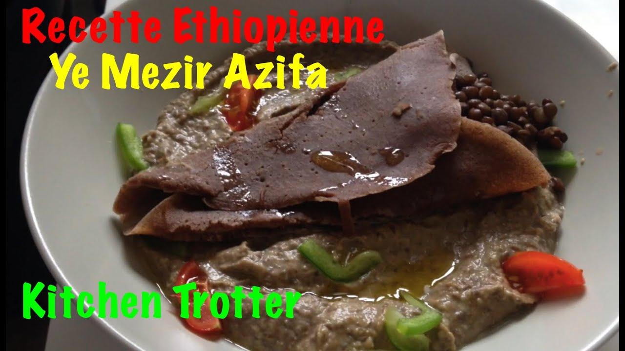 Cuisine Ethiopienne Kiss Love Houmous