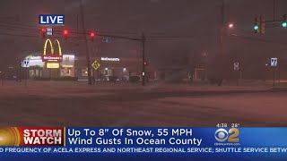 Wind To Play Big Part In Winter Storm