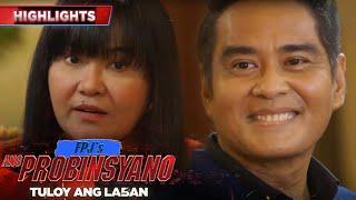 Lily loses her temper at Renato's threat | FPJ's Ang Probinsyano